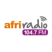 Logo of radio station afriradio RDC