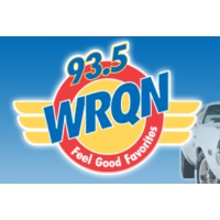 Logo of radio station WRQN 93.5