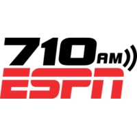 Logo of radio station KSPN-AM  ABC Radio [710 ESPN]