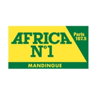 Logo of radio station Africa N°1 Paris Mandingue
