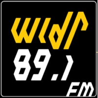 Logo of radio station WIDR Radio Evolution