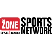 Logo of radio station KZNS 1280 the Zone