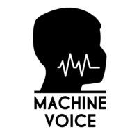Logo of radio station Machine Voice