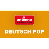 Logo of radio station Antenne Thüringen Deutsch Pop