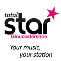 Logo of radio station Total Star Gloucestershire