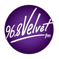 Logo of radio station Velvet 96.8 FM