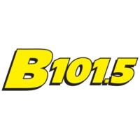Logo of radio station WBQB B101.5