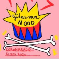 Logo of radio station Tijden van Nood