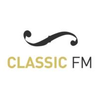 Logo of radio station Classic FM France