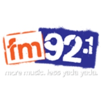 Logo of radio station WFUZ 92.1