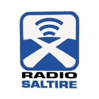 Logo of radio station Radio Saltire