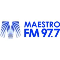 Logo of radio station Maestro FM 97.7