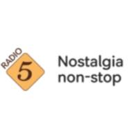 Logo de la radio Radio 5 Nostalgia Non-Stop