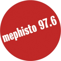 Logo of radio station Mephisto