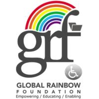 Logo of radio station (GRF) Global Rainbow Foundation Web Radio