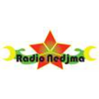 Logo of radio station Radio Nedjma