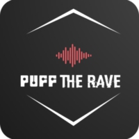Logo of radio station PuffTheRave