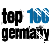 Logo of radio station Top 100 Germany - by 001FM.com
