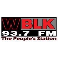 Logo of radio station WBLK