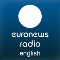 Logo of radio station euronews radio english