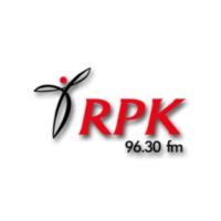 Logo of radio station 96.3 RPK FM Jakarta