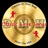 Logo of radio station DMH Classic Love Songs