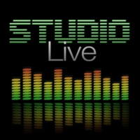 Logo of radio station Studio Live