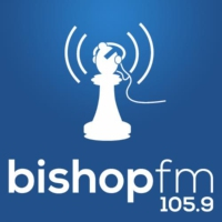 Logo of radio station Bishop FM