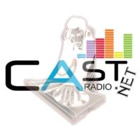 Logo of radio station CastRadio