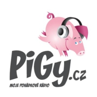 Logo of radio station Pigy rádio