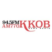 Logo of radio station KKOB 770 AM