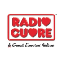 Logo of radio station Radio Cuore