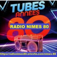 Logo of radio station RADIO NIMES 80