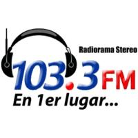 Logo de la radio Radiorama Stereo - 103.3 FM