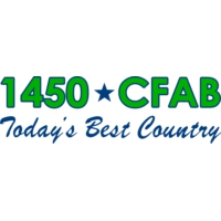 Logo of radio station 1450 CFAB