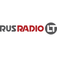 Logo of radio station RUSRADIO LT