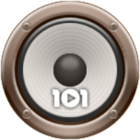 Logo of radio station 101.ru - Mainstream