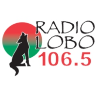 Logo of radio station Radio Lobo 106.5 KYQQ-FM