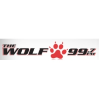 Logo of radio station The Wolf 99.7
