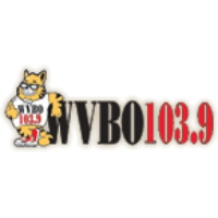 Logo of radio station WVBO 103.9