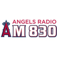 Logo of radio station KLAA Angels Radio AM 830