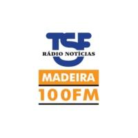 Logo de la radio TSF Radio Madeira