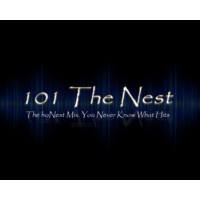 Logo de la radio 101 The Nest