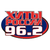 Logo of radio station Krievu Hitu Radio