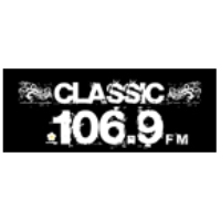 Logo de la radio XHPJ Classic 106.9 FM