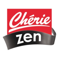 Logo of radio station Chérie Zen