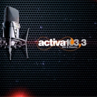 Logo of radio station Activa 103.3 fm