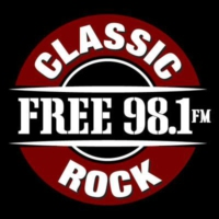 Logo of radio station Classic Rock Free 98.1 FM