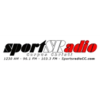 Logo of radio station KSIX Sports Radio Corpus Christi