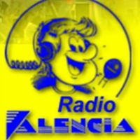 Logo of radio station Radio Valencia 105 fm